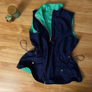 Lauren by Ralph Lauren 'Cadogen' Reversible vest